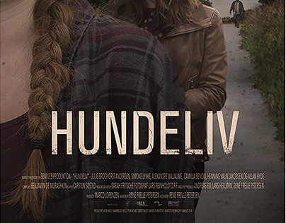Hundeliv - Movie poster