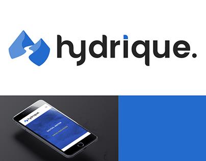 Hydrique - Brand Identity & Website