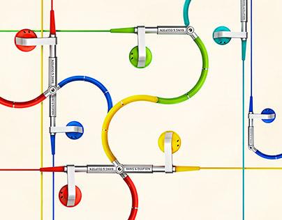 Bang & Olufsen Design Study
