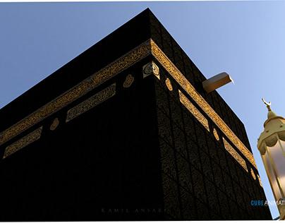 Masjid e Haram 3D Model