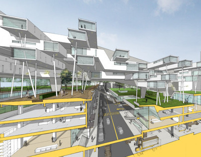Envisioning Hudson Square