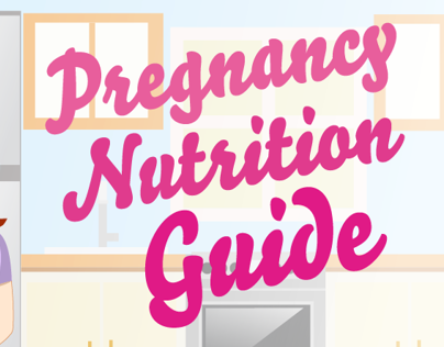 Pregnancy Nutrition Guide (Infographic)