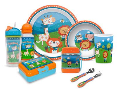 Buba Toys| Meal Set Happy Friends