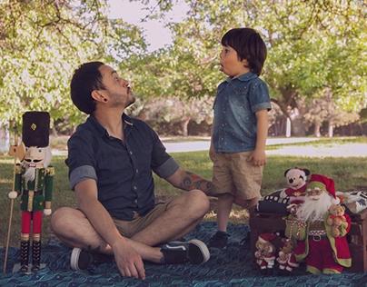 Navidad de: Julián y Alejandro