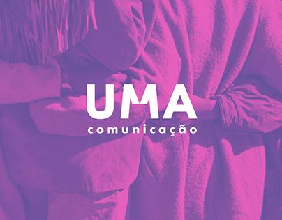 UMA COMUNICAÇÃO | BRANDBOOK