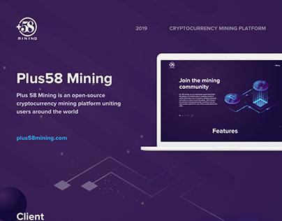 Plus58 Mining
