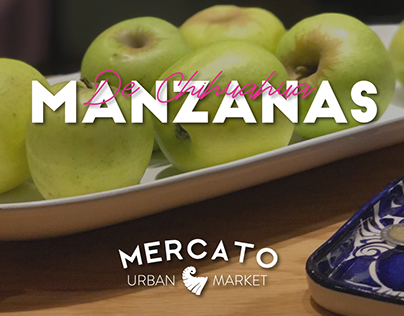 Mercato / Branding