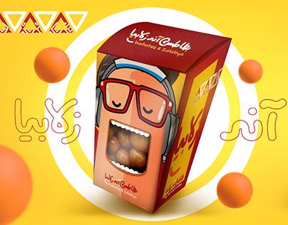 Batates & Zalabya packaging