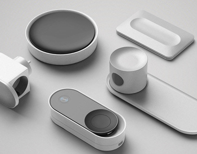 Product Identity design for home IOT brand