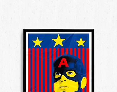 Cartaz Pop Art