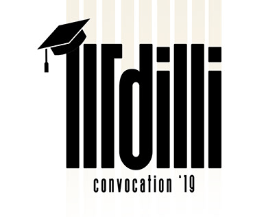Logo Design : IIT Delhi - Convocation 2019