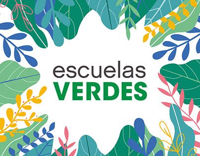 Escuelas Verdes | Branding evento