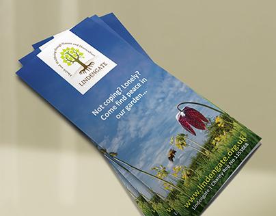 Lindengate Trifold Information Leaflets