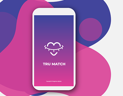 UX/UI: Tru Match App