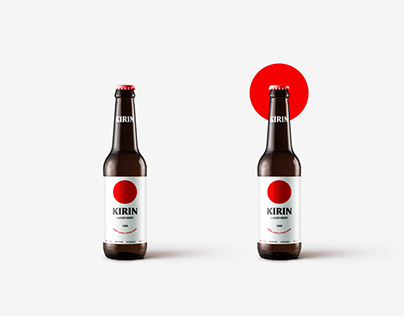Kirin beer concept