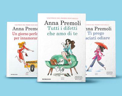 Premoli Books Cover Illustrations