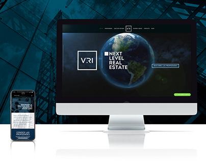 Website VRI