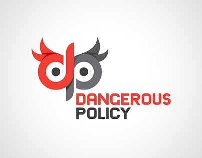 Logo logotype branding business creative owl логотип