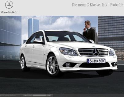 Mercedes-Benz C-Klasse Webspecial