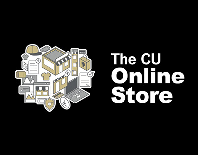 The CU Online Store Web Design