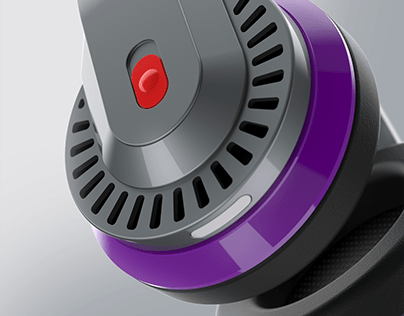 Dyson Headphone Design