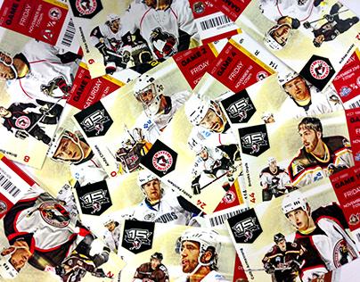 2013-14 WBS Penguins 15th Season Materials