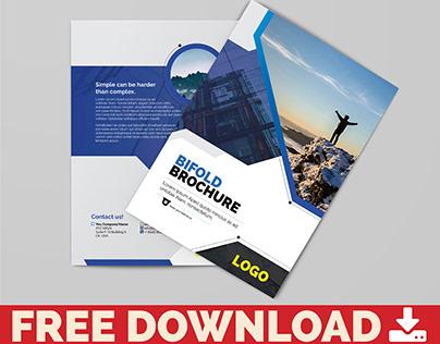 Free Multipurpose Indesign Brochure Template Sep 17 On Behance
