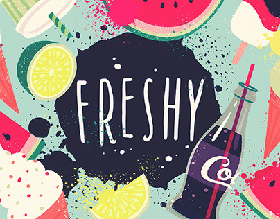 Freshy Design Set By: Darumo Shop