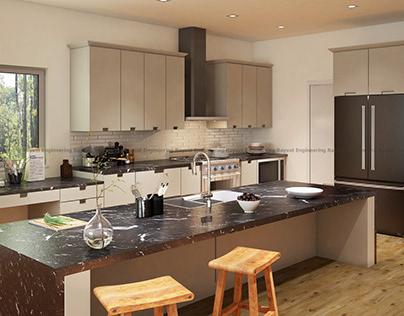 3D-Interior-Rendering-Kitchen-Naples-Florida-USA