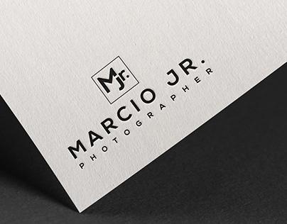 Identidade Visual - Fotógrafo Marcio Jr.