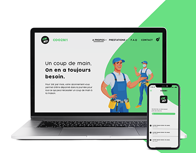 Website Design - COO2M1