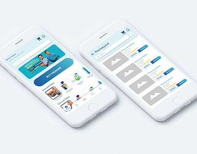 MedMart   UX/UI
