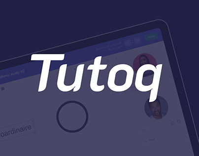Tutoq — Interactive online board for tutors
