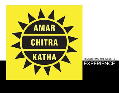 Amar Chitra Katha | Website UX re-design