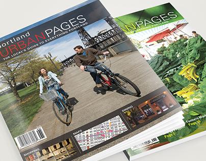 Portland Urban Pages Magazine