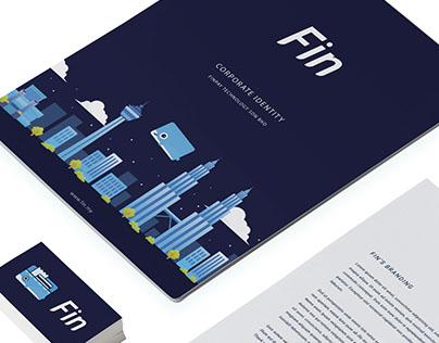 Branding : Fin.my