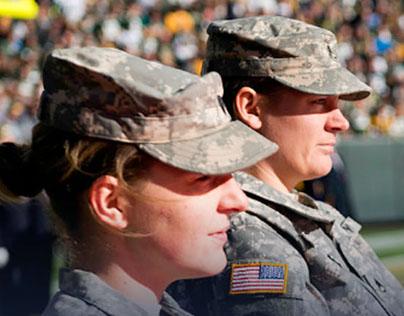 Wisconsin National Guard Association Website Redesign