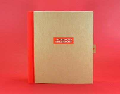 Pop-up Book | Fundação Odebrecht 50 Anos