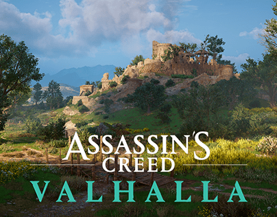 Assassin's Creed Valhalla - Winchester Outskirts South