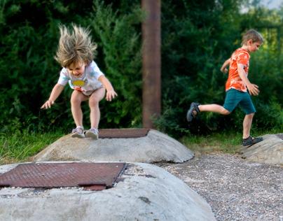Children's Playground Ideas