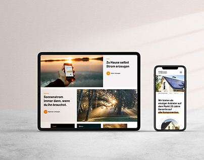 EKM | Branding, UI/UX-Design, Graphicdesign