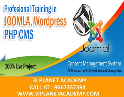 joomla Training in Udaipur | Summer Training Udaipur |