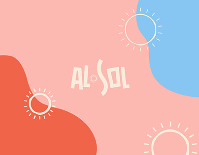 AL SOL - Brand Design