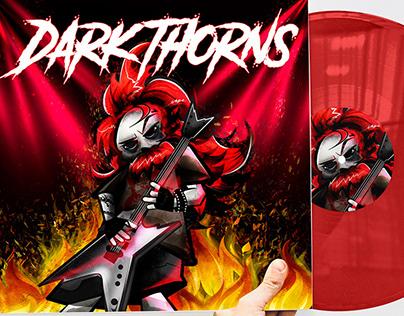 Dark Thorns Cover