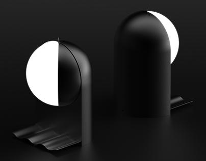 BamBada (Night Sea) - Desk Lamp