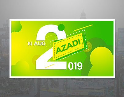 Its Pakistan's Independence day after 8 days - Creative
