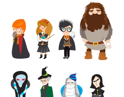 Harry Potter for VisitBritain