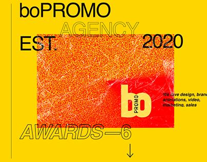 boPROMO concept website