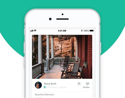 Photo App Prototype