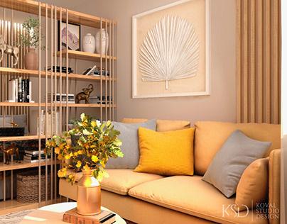 KSD-project. Smart-apartment